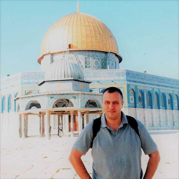 Игорь Тестер - ваш гид в Иерусалиме