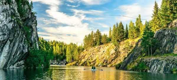 Карелия: край озер и загадок