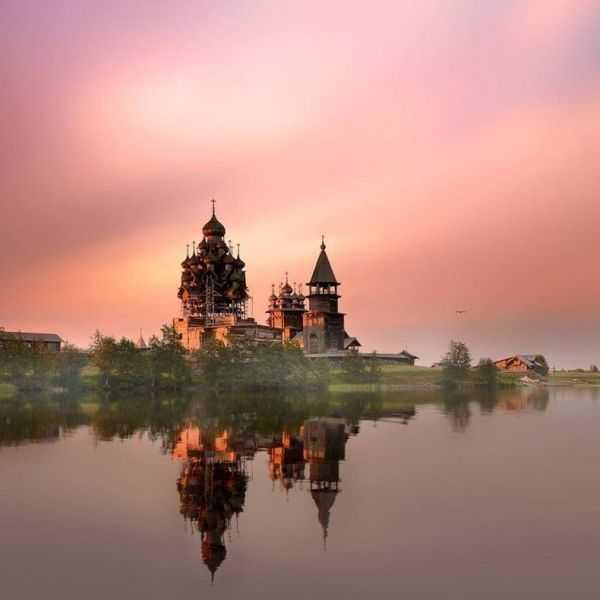 Карелия, храм