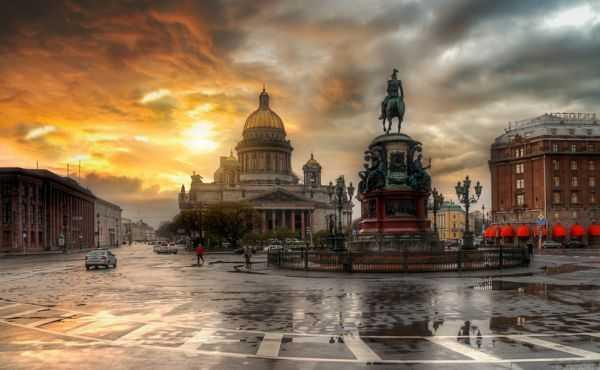 Сбывшаяся мечта. Маленькое путешествие в Санкт-Петербург