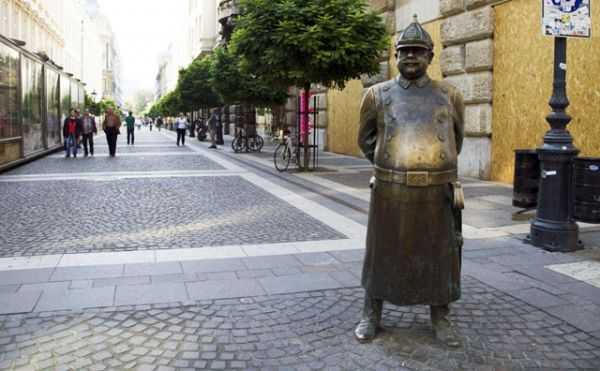 столица Венгрии