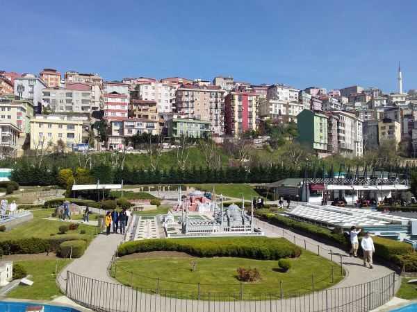 Вся Турция в миниатюре за несколько часов! Парк Миниатюрк в Стамбуле