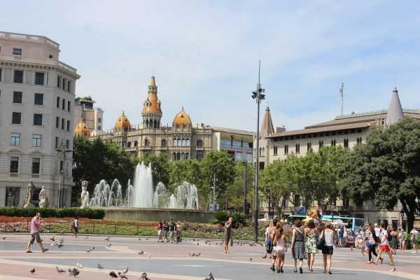 Прекрасная Барселона за доступную стоимость
