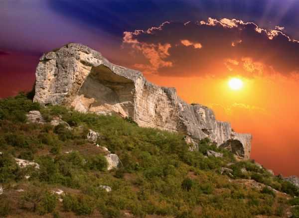 Качи-кальон - удивительная достопримечательность горного Крыма