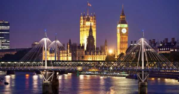 Что посетить с детьми в Лондоне