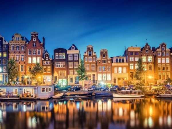 Амстердам за один день (личный опыт)