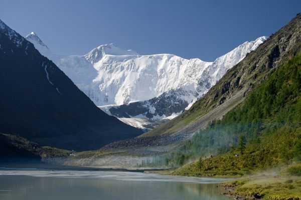 Высочайшая вершина Сибири - гора Белуха. Информация для путешественников