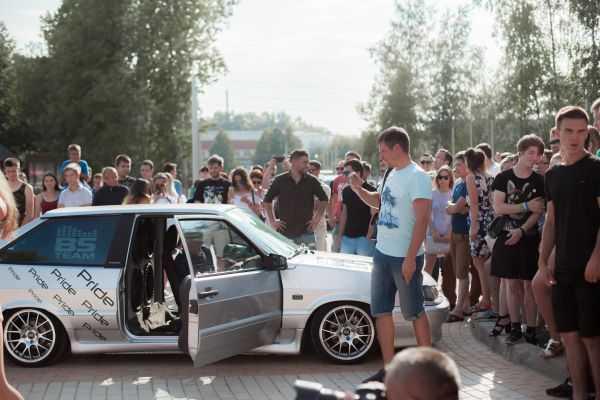 Чемпионата России по автозвуку и тюнингу АМТ Евразия 2018 в Чебоксарах