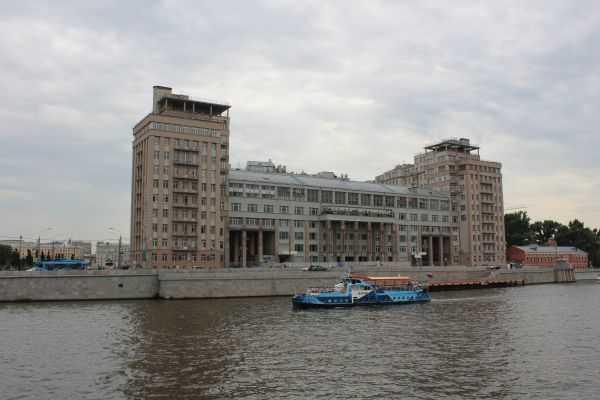 Москва, театр