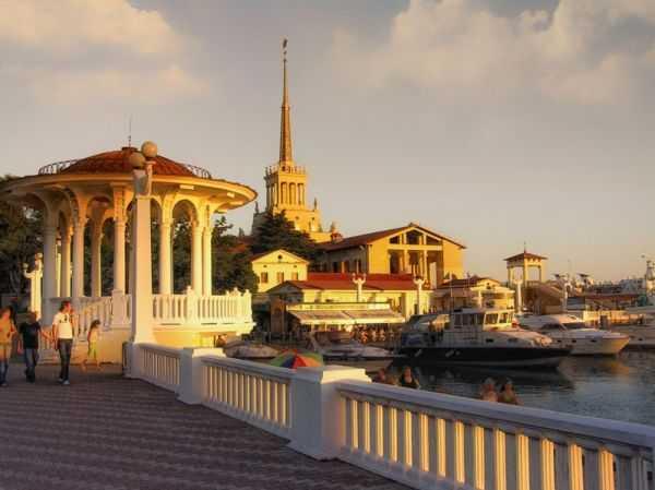 Отдых в Центральном районе Сочи: пляжи и достопримечательности