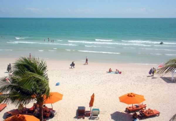 Хуа Хин пляжи