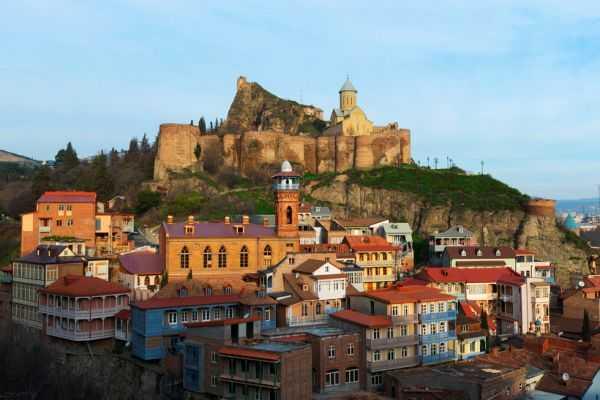 Экскурсии по историческим местам Тбилиси