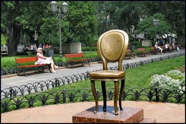 Два дня в Одессе