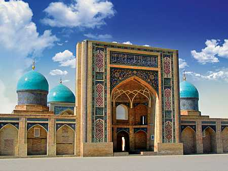 Экскурсии по Ташкенту