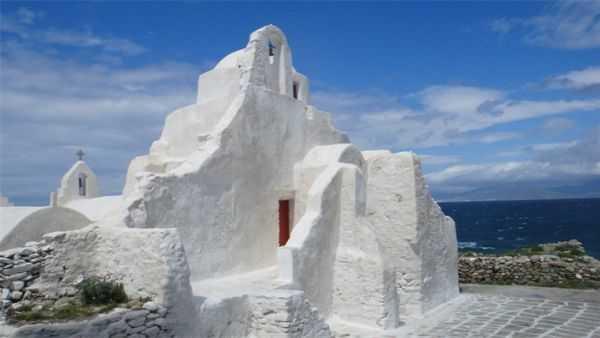 в Грецию в первый раз