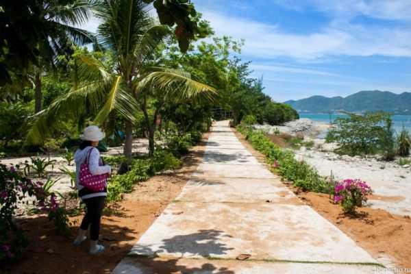 Нячанг - райское местечко для любителей Юго-Восточной Азии