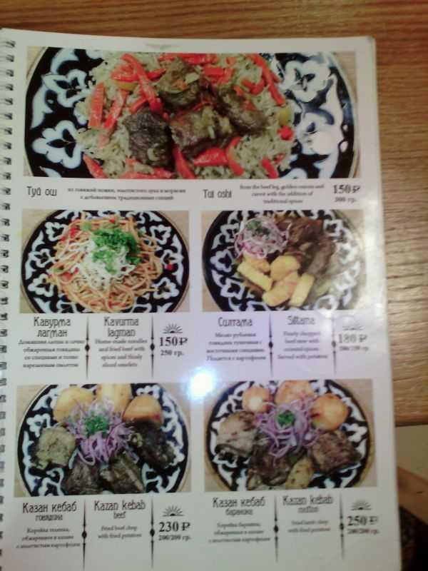 Где поесть недорого в центре Москвы
