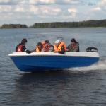 Как выбрать лодку и мотор к ней