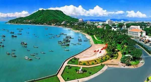 Пляжный Вунгтау, Вьетнам