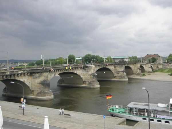 Дрезден самостоятельно
