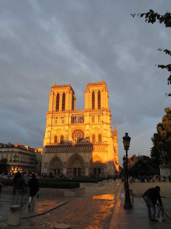 Индивидуальные экскурсии по Парижу и Иль-де-Франс