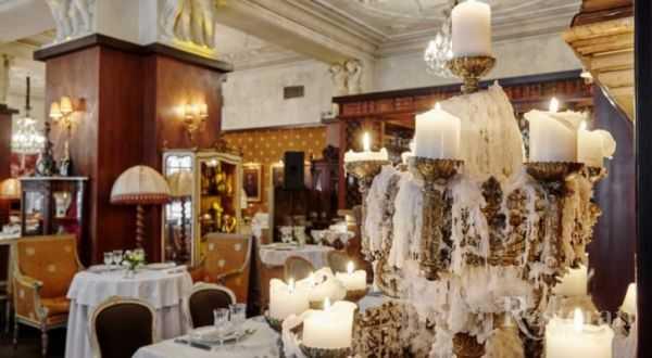 лучшие рестораны Санкт-Петербург