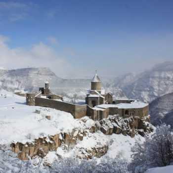 Туры по Армении вНовом году!!!
