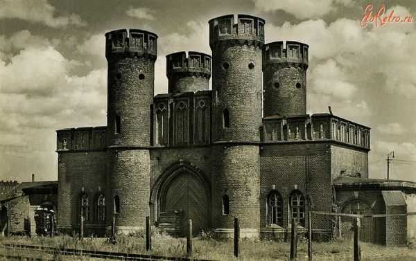 замок Кенигсберг