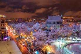 Встреча Нового года в Армении!