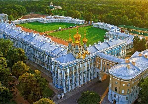 Царское Село – красота и великолепие царской России