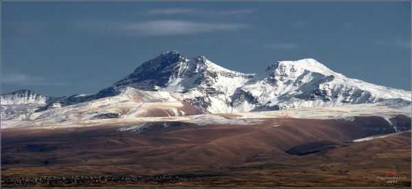 Гора Арагац, на которую идти легче, чем спускаться