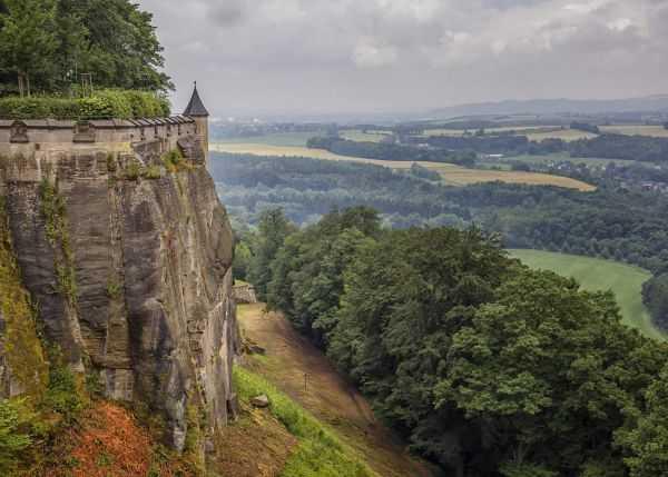 Сказочный мир горной Саксонии