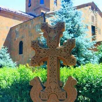 Конд - самый старый сохранившийся район столицы Армении