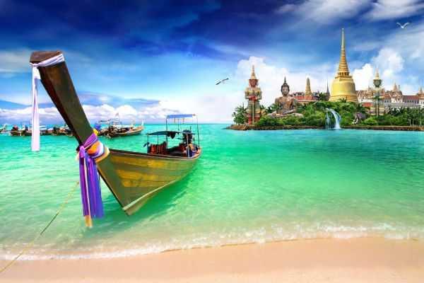 Залечь на дно в Таиланде