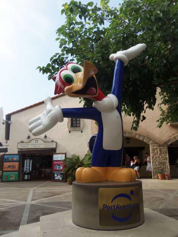Порт Авентура. Как сразу побывать в Мексике, Испании, Китае, Полинезии и на карнавале