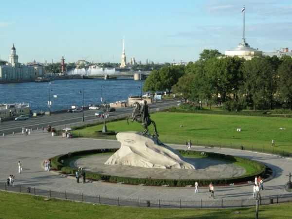 центр Петербурга