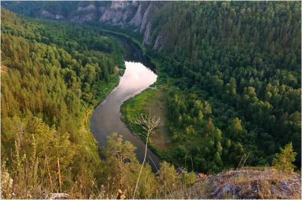 Урал (река) - это... Что такое Урал (река)?