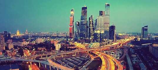 Современные достопримечательности Москвы