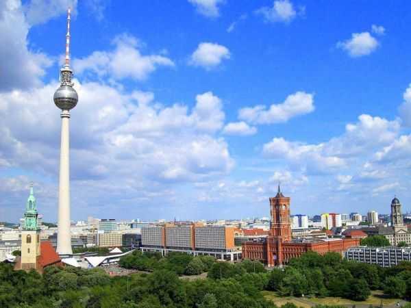 куда сходить в Берлине