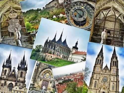 Замки Чехии близ Праги и обзорные экскурсии в них