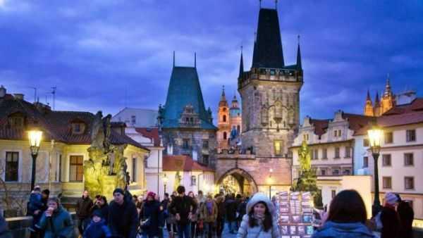 Чехия — рай для туризма