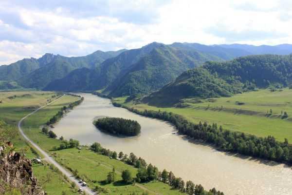 Путешествие к месту силы - в Горный Алтай, в Горно-Алтайск