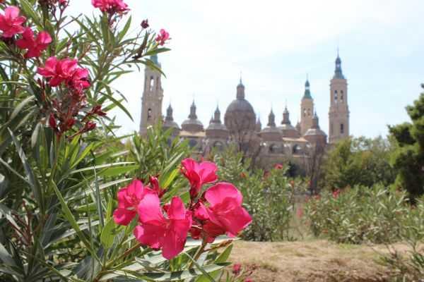 Сарагоса - Город 5 культур. Один изумительный день в Сарагосе