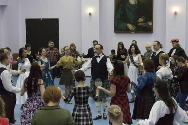 В Чебоксарах пройдет X Фестиваль шотландской культуры
