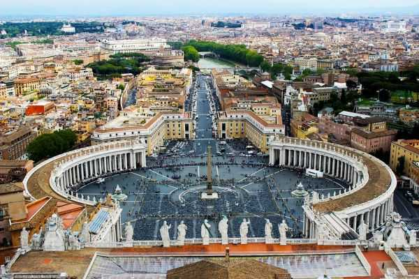 Такой необычный Ватикан