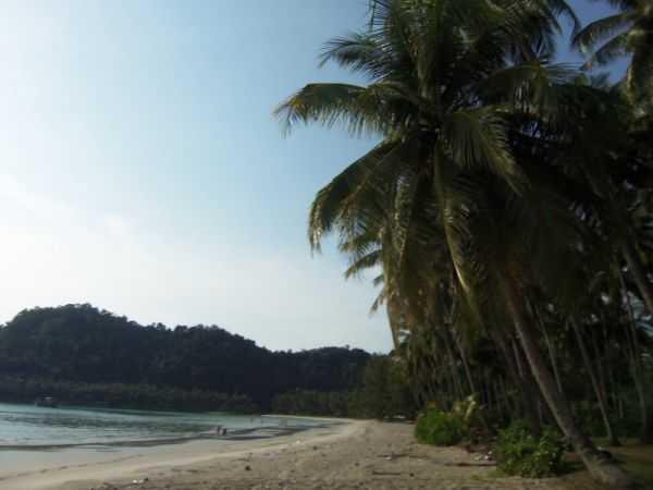 Лучшие пляжи Ко Чанга на любой вкус: безлюдные, тусовочные и не только! Выбирайте по настроению