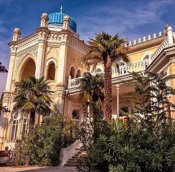 Дворцы Крыма - лучшие рукотворные достопримечательности