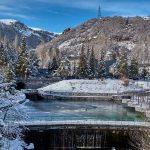 Джермук. Красивый город и курорт в Армении