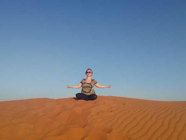 Пустыня Руб-эль-Хали, покоряем дюны. Вся правда о сафари