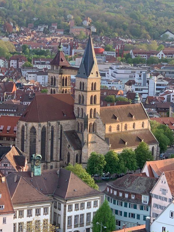 ГИД в городе Эсслинген на Неккаре (Германия)